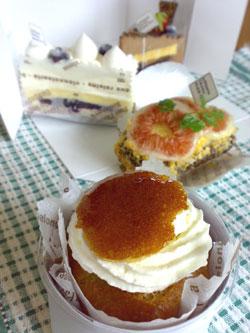 ジロンボ・ケーキ