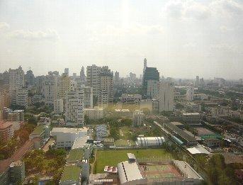 バンコク事務所からの風景
