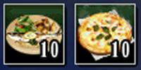 グルメコースの料理1