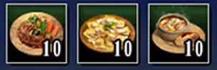 グルメコースの料理2