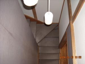 2階から見た壁紙張替(クロス張替)後