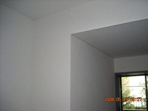 壁紙張替(クロス張替)、キッチン壁面1