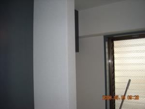 壁紙張替(クロス張替)、キッチン壁面2