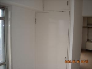 間仕切り塗装、縁周り塗装2