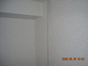 壁紙張替(クロス張替)トイレ