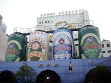 ビール博物館の装飾、オホホ 趣味がいいぢゃない!!w