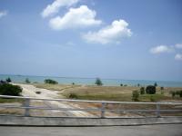 マラッカの海~ 青いねー青いねー