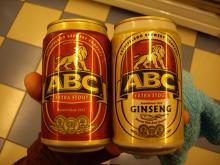 こっちは高級ビール!!