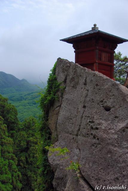 山寺(納経堂)(2008/6/22)