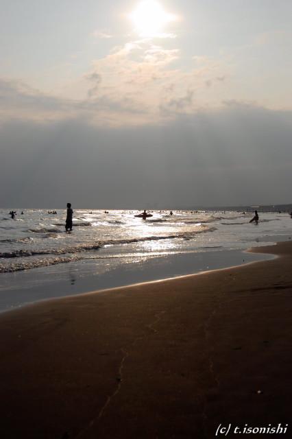 海の日(2008/7/21)
