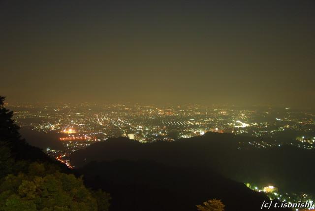 夜景(2008/8/1)