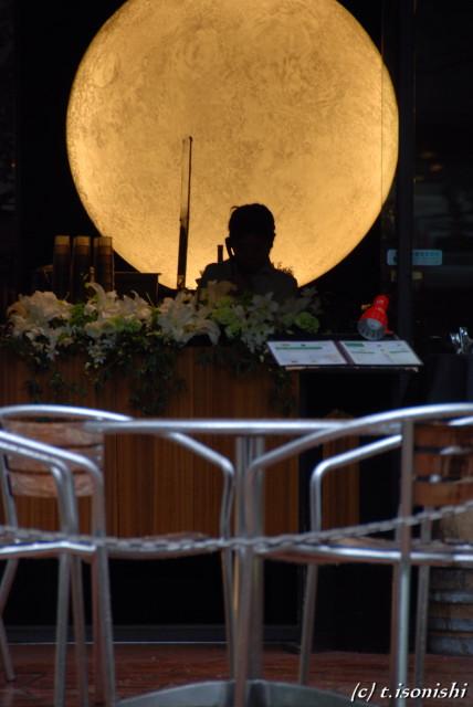 新宿のレストラン(2008/5/25)