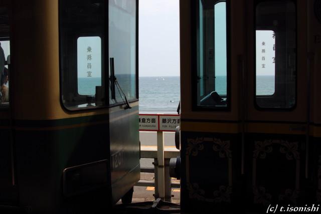 鎌倉高校前(2008/6/7)