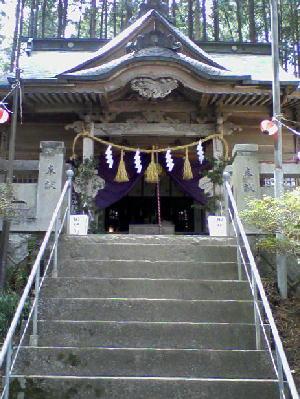 本郷神社1