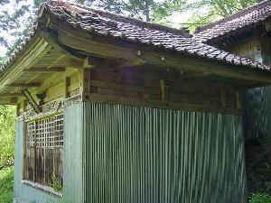 四徳神社(中川)