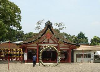 津島神社御本社