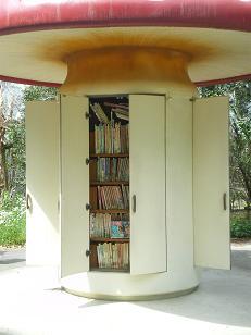 きのこの図書館
