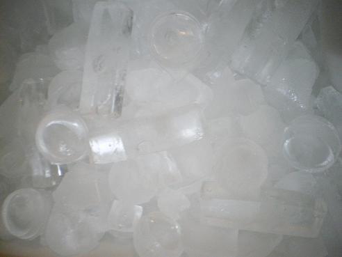 うちの製氷室