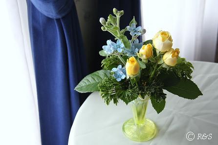 黄色のバラ1IMG_1381