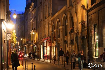 旅行中-パリの夜1IMGIMG_3169