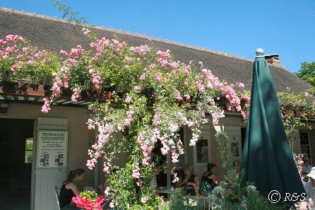 fシヴェルニーのレストラン8IMG_0795