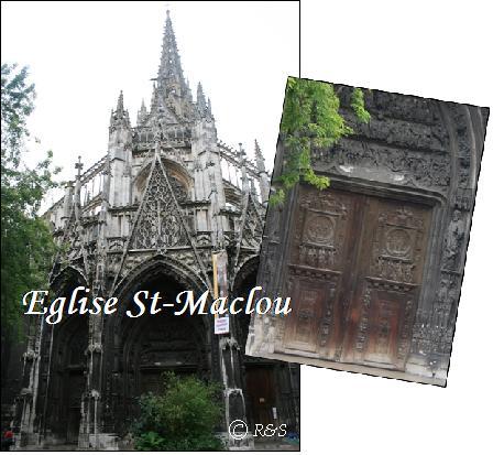 gルーアン-サン・マクルー教会9