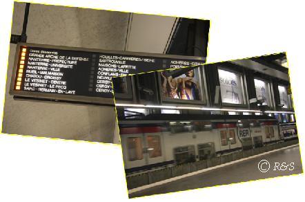bエトワールRER駅11
