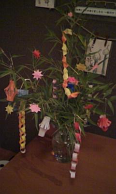 2008.7.5 PAL七夕飾り 210