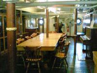 士官の食堂