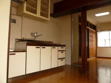 平野家ビルキッチン