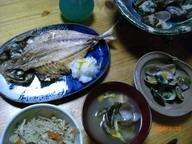 10日の夕飯