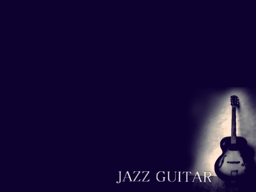 ジャズギター日和だね ジャズ 壁紙