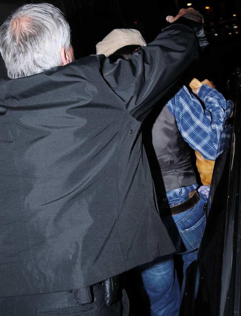johnnY DEPP SUPERBAD 2008 来日 GONZO エルビスプレスリー ELVIS KING シークレットウィンドウ メガネ 眼鏡 ウォレットチェーン リブラチェーン オスカー アカデミー賞 試写会 プレミア ヒルズ スウィー