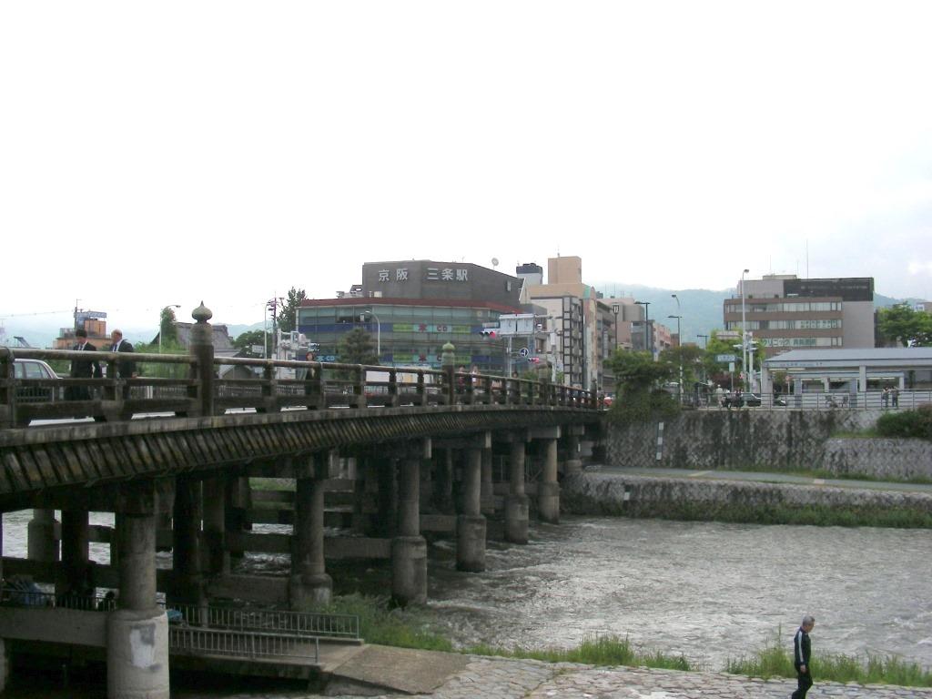 三条京極、六角堂 033