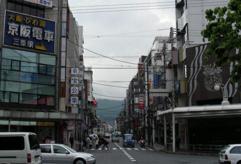 三条京極、六角堂 057
