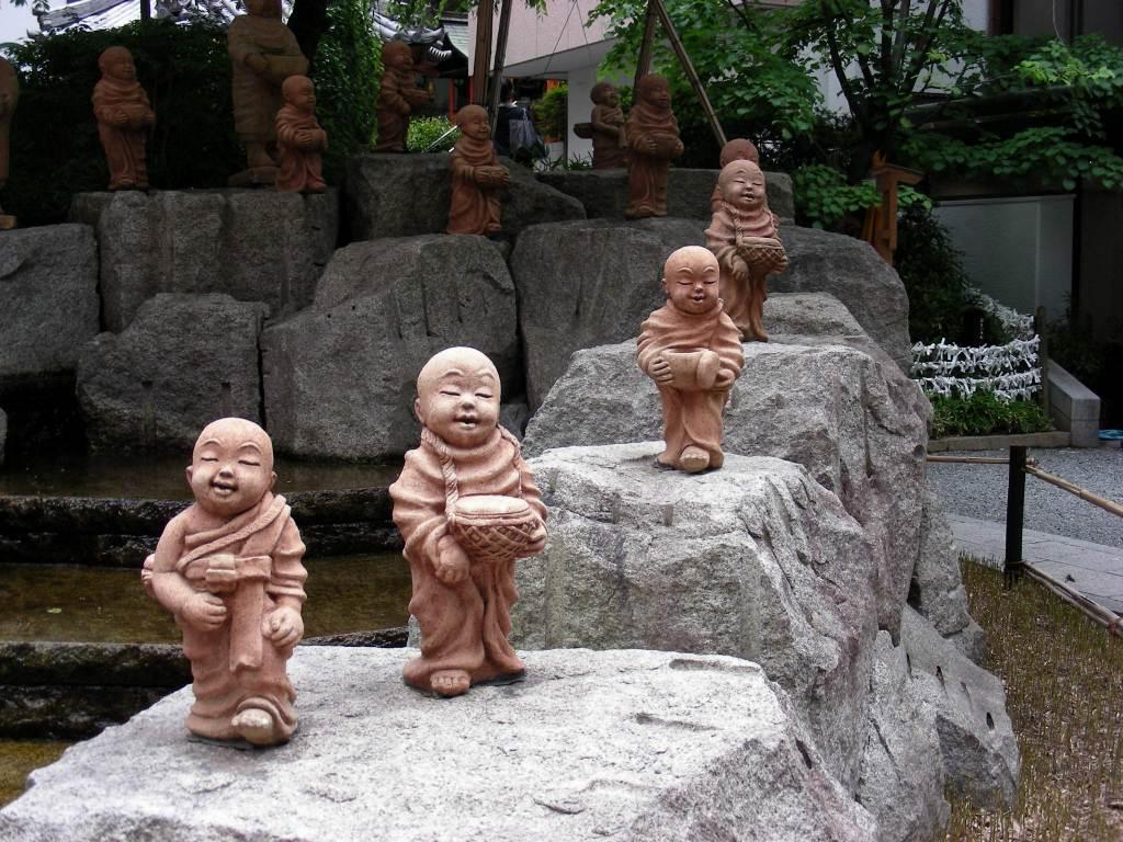 三条京極、六角堂 113