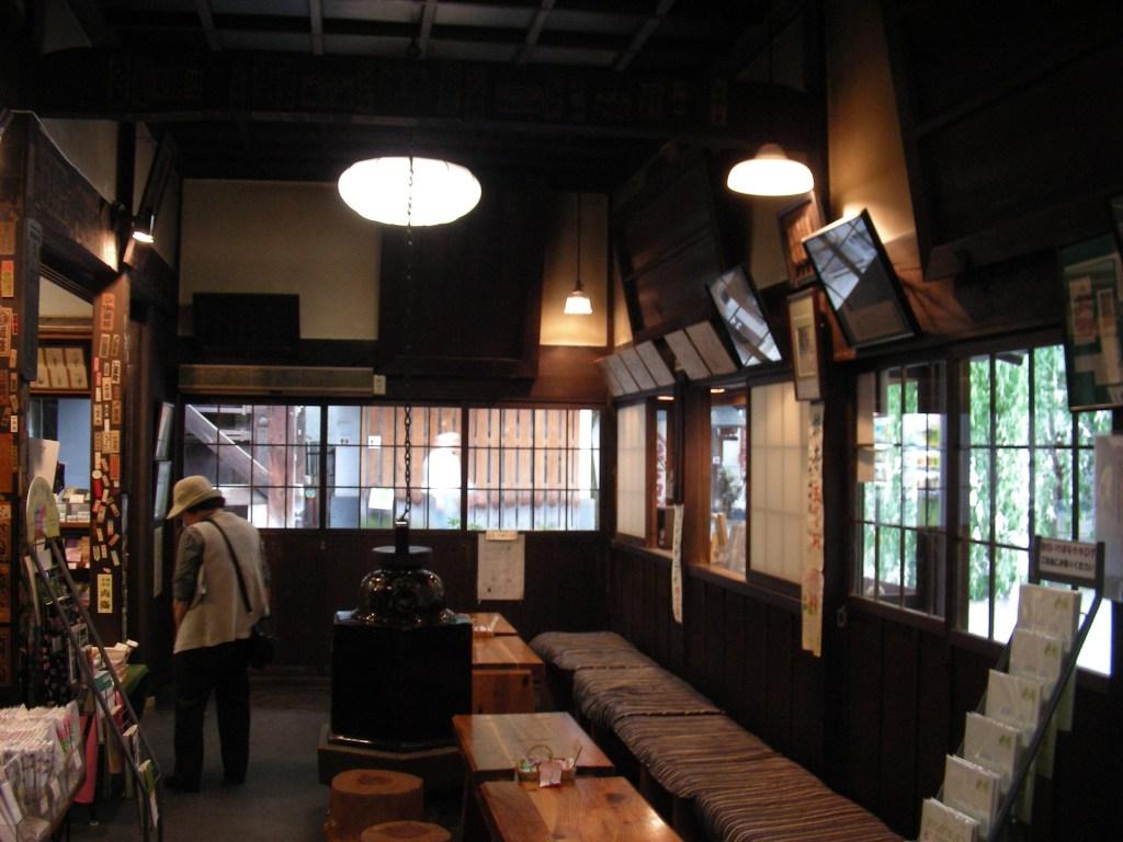 三条京極、六角堂 152