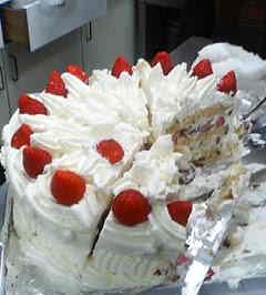 超特大ケーキ