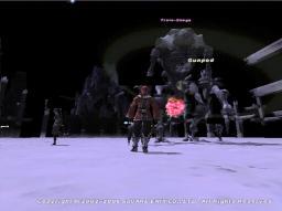 プロトオメガとの戦い