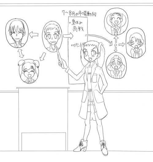 """これが""""春日野理論""""だ!"""