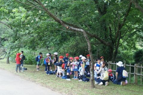 DSC02099公園休憩