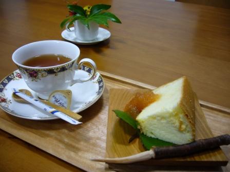 児玉美術館カフェ