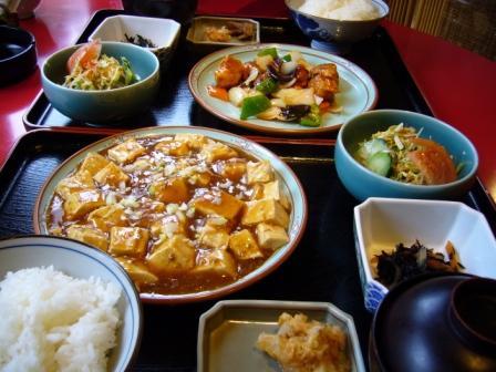 川内マーボー豆腐