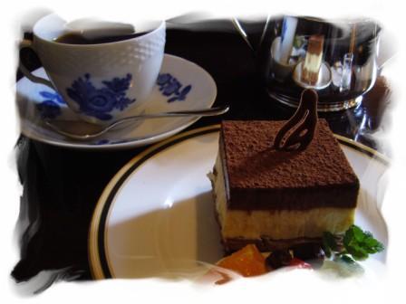 船倉チョコケーキ