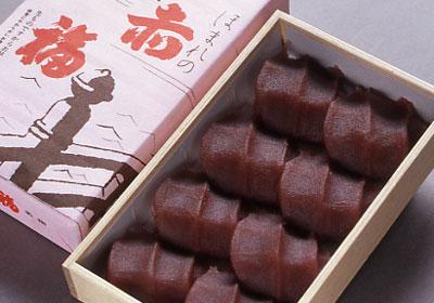 三重銘菓『赤福』
