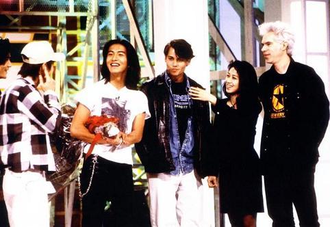 ジョニーに逢えたなら/ジョニー・デップ応援サイト , 1995年