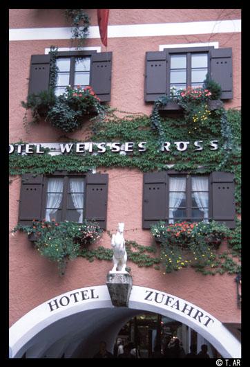 ホテル ザッハー