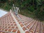 屋根の上より