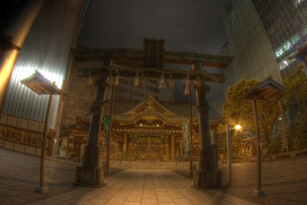 2008年5月-琴平神社-1