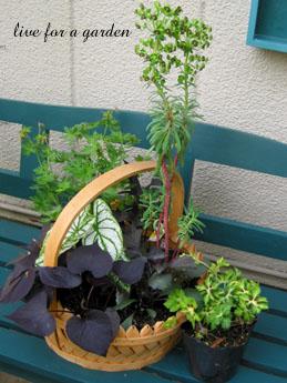 live for a garden